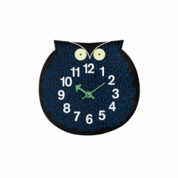 ZOO TIMER Omar the Owl Clock - Clock - Accessories -  Silvera Uk