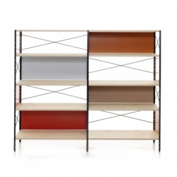 EAMES STORAGE UNIT ESU SHELF 4 shelves - Shelving - Designer Furniture -  Silvera Uk