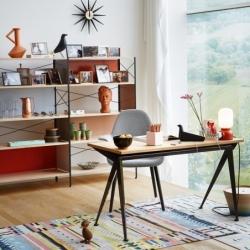 EAMES STORAGE UNIT ESU SHELF 4 shelves - Shelving - Designer Furniture - Silvera Uk