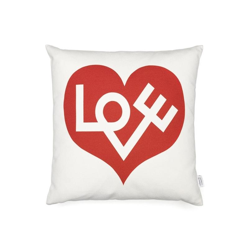 GRAPHIC LOVE Cushion - Cushion - Accessories - Silvera Uk