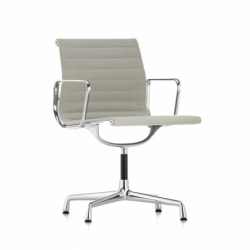 ALUMINIUM CHAIR EA 103 Fixed - Office Chair - Designer Furniture -  Silvera Uk