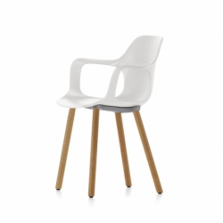 HAL ARMCHAIR WOOD - Dining Armchair - Designer Furniture -  Silvera Uk