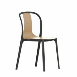 BELLEVILLE CHAIR wood - Dining Chair - Designer Furniture -  Silvera Uk