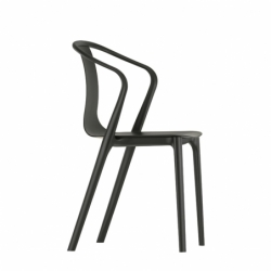 BELLEVILLE ARMCHAIR plastic - Dining Armchair - Designer Furniture -  Silvera Uk