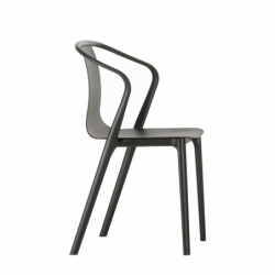 BELLEVILLE ARMCHAIR plastic - Dining Armchair - Designer Furniture -  Silvera Uk
