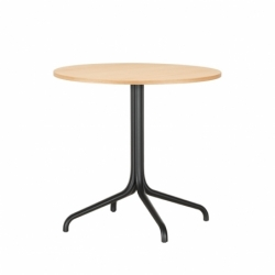 BELLEVILLE Ø79 - Dining Table - Designer Furniture -  Silvera Uk