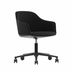 SOFTSHELL with castors - Office Chair - Designer Furniture -  Silvera Uk