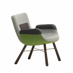 EAST RIVER - Easy chair - Designer Furniture -  Silvera Uk