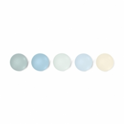Set of 5 MAGNET DOTS - Practical object - Accessories -  Silvera Uk