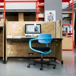 ALLSTAR - Office Chair - Designer Furniture - Silvera Uk
