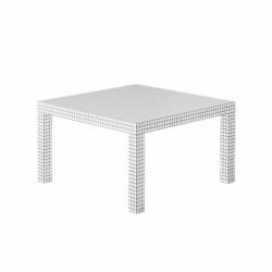 QUADERNA - Dining Table - Designer Furniture -  Silvera Uk