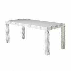 QUADERNA 180x90 - Dining Table - Designer Furniture -  Silvera Uk