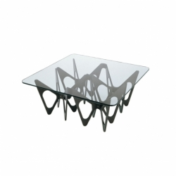 BUTTERFLY 90x90 - Coffee Table - Designer Furniture -  Silvera Uk