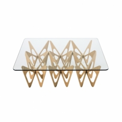 BUTTERFLY 120x90 - Coffee Table - Designer Furniture -  Silvera Uk