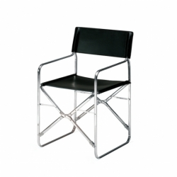 APRIL folding chair - Dining Armchair - Designer Furniture -  Silvera Uk