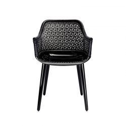 CYBORG ELEGANT - Dining Armchair - Designer Furniture -  Silvera Uk