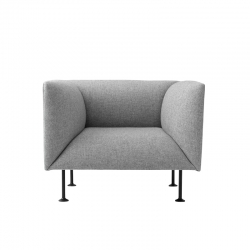 GODOT - Easy chair -  -  Silvera Uk