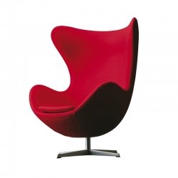 OEUF (EGG) Divina fabric - Easy chair - Showrooms -  Silvera Uk
