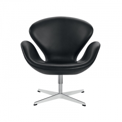CYGNE Cuir - Easy chair - Designer Furniture -  Silvera Uk
