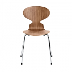 FOURMI 4 legs Wood - Dining Chair - Designer Furniture -  Silvera Uk