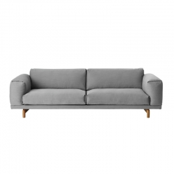 REST 3 seater - Sofa - Showrooms -  Silvera Uk
