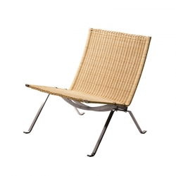 PK22 Wicker - Easy chair - Designer Furniture -  Silvera Uk