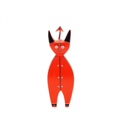 WOODEN DOLL Little Devil - Unusual & Decorative Objects - Accessories -  Silvera Uk