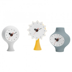 CERAMIC CLOCK No. 1 - Clock - Accessories - Silvera Uk