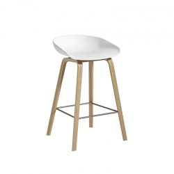 ABOUT A STOOL AAS 32 H64 - Bar Stool - Designer Furniture -  Silvera Uk