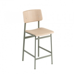 LOFT COUNTER STOOL H65 - Bar Stool - Designer Furniture -  Silvera Uk