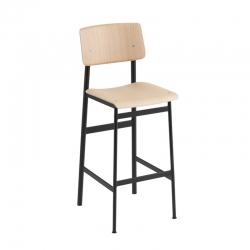 LOFT BAR STOOL H75 - Bar Stool - Designer Furniture -  Silvera Uk