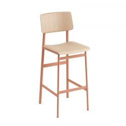 LOFT BAR STOOL H75 - Bar Stool - Themes -  Silvera Uk