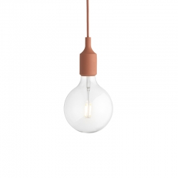 E27 SOCKET - Pendant Light - Themes -  Silvera Uk