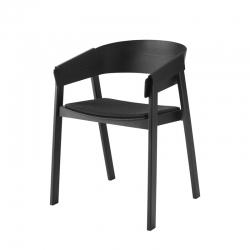 COVER ARMCHAIR fabric - Dining Armchair - Designer Furniture -  Silvera Uk