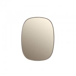 FRAMED small Mirror - Mirror - Accessories -  Silvera Uk
