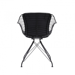 WIRE DINING CHAIR - Dining Armchair - Designer Furniture - Silvera Uk