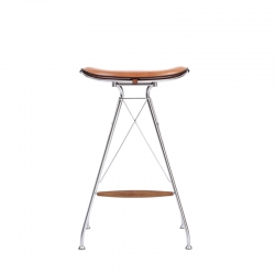 WIRE BARSTOOL LOW - Bar Stool - Designer Furniture -  Silvera Uk