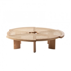 529 RIO Rattan - Coffee Table - Designer Furniture -  Silvera Uk