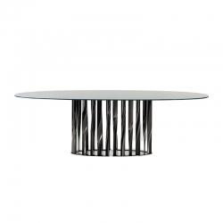 475 BOBOLI 240x120 - Dining Table - Designer Furniture -  Silvera Uk