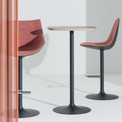 248 PASSION STOOL - Bar Stool - Designer Furniture - Silvera Uk