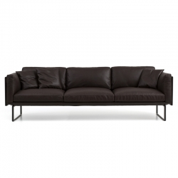 202 8 3 seater - Sofa - Designer Furniture -  Silvera Uk