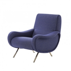 720 LADY - Easy chair - Designer Furniture -  Silvera Uk