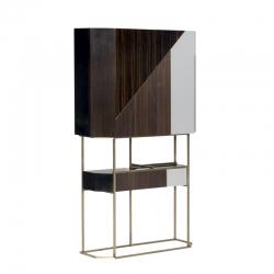 WIREFRAME BAR - Storage Unit - Designer Furniture -  Silvera Uk