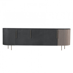 PLISSÉ Sideboard - Storage Unit - Designer Furniture -  Silvera Uk