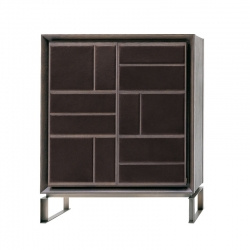 MAXIME Cupboard - Storage Unit - Designer Furniture -  Silvera Uk