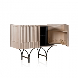 GUELL L125 Bar unit - Storage Unit - Designer Furniture -  Silvera Uk