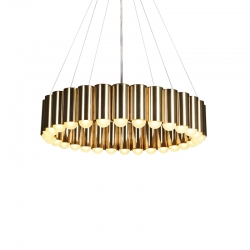 CAROUSEL - Pendant Light - Designer Lighting -  Silvera Uk