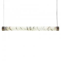 TUBE LIGHT - Pendant Light - Designer Lighting -  Silvera Uk