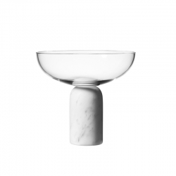 ON THE ROCK Champagne Glass - Glassware - Accessories -  Silvera Uk