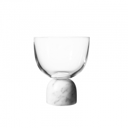 ON THE ROCK Wine Glass - Glassware - Accessories -  Silvera Uk